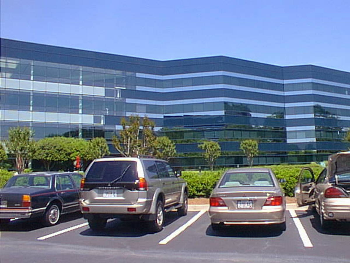 Atlanta Concourse Professional Offices