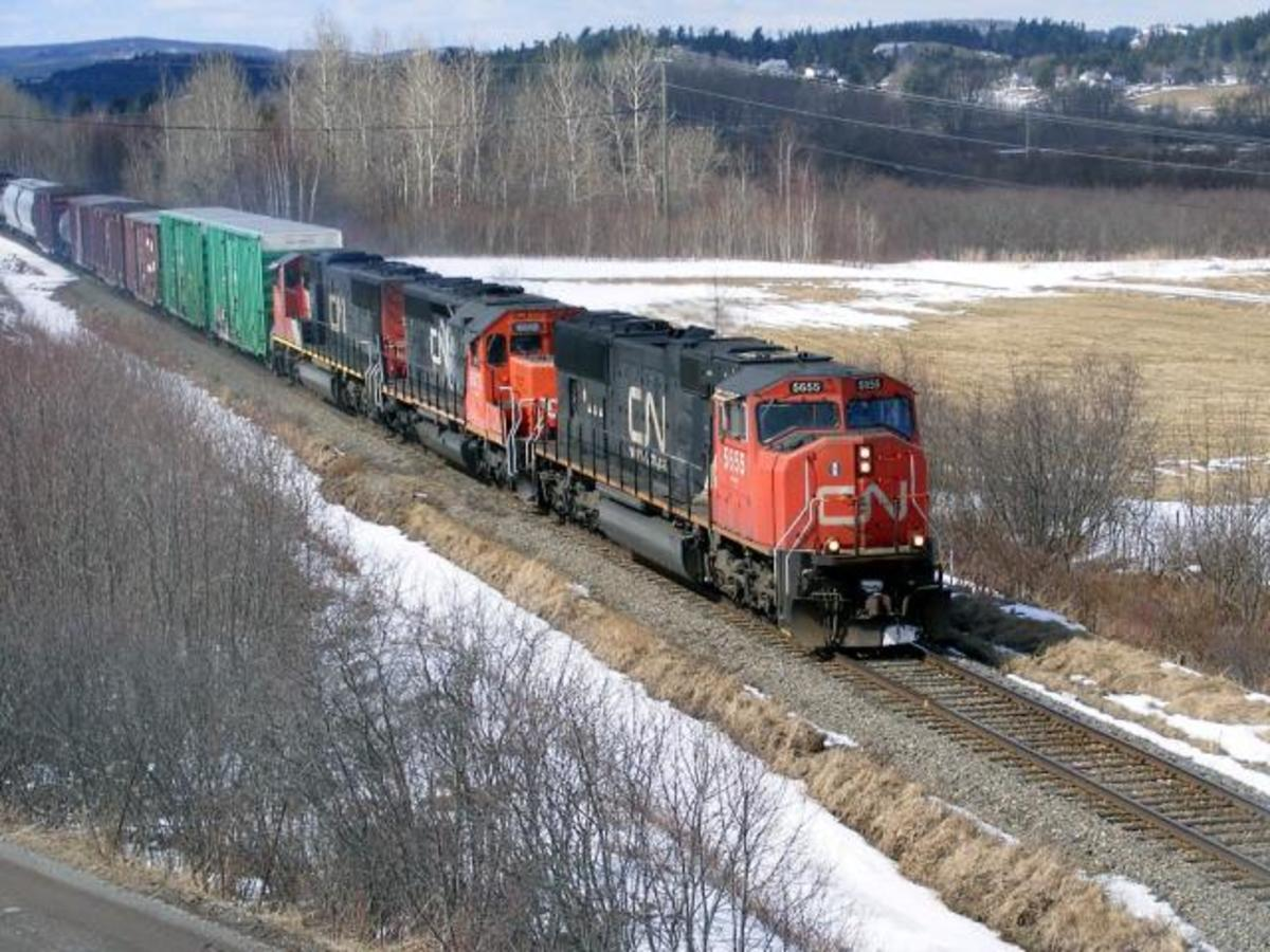 How to Become a Train Conductor for CN | ToughNickel