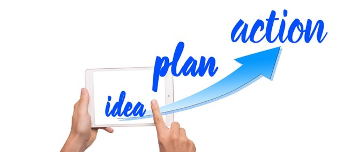Jot down ideas of things you and your family would like to do and purchase in your near and far future, don't worry too much about feasibility. Choose the most feasible ones, make a smart plan, and then take the correct actions to achieve your goals.