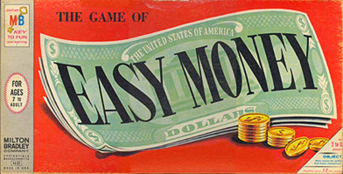 The game of easy money