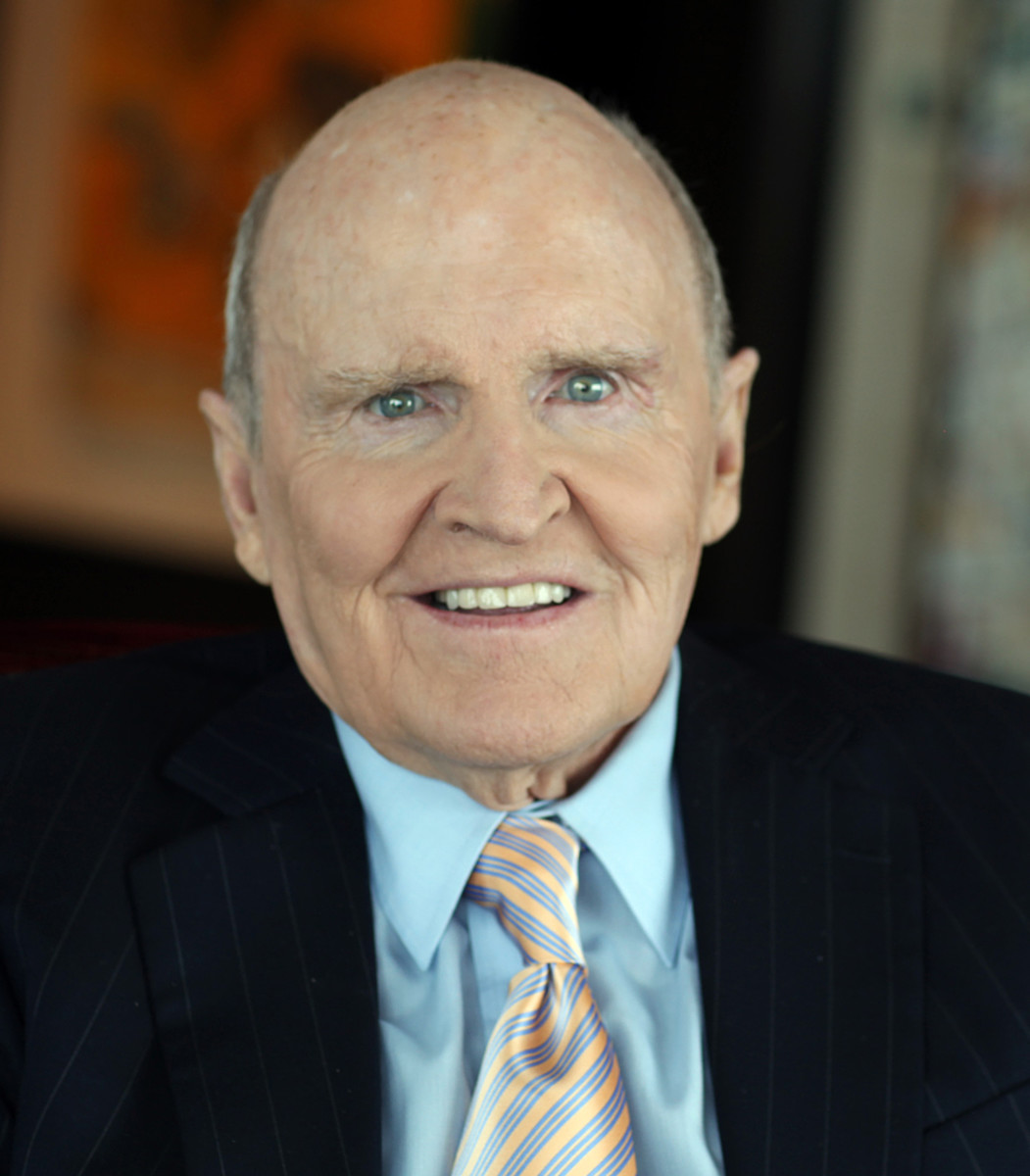Jack Welch led GE for 20 years with a simple vision: Each division of the company would be #1 or #2 in its field.