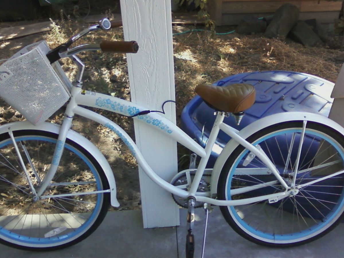 My Cool New Greenline Cruiser