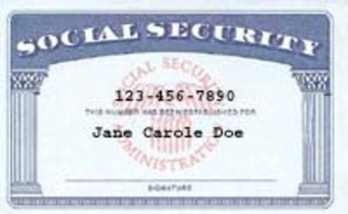 United States Social Security : How to Get a New or Replacement Card
