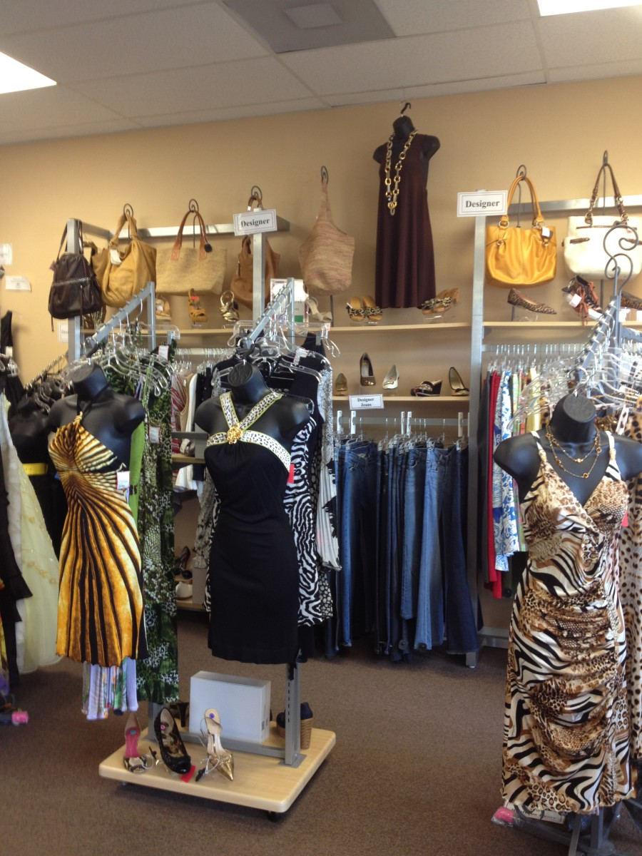 A good consignment shop offers quality designer and classic contemporary styles at reasonable prices.