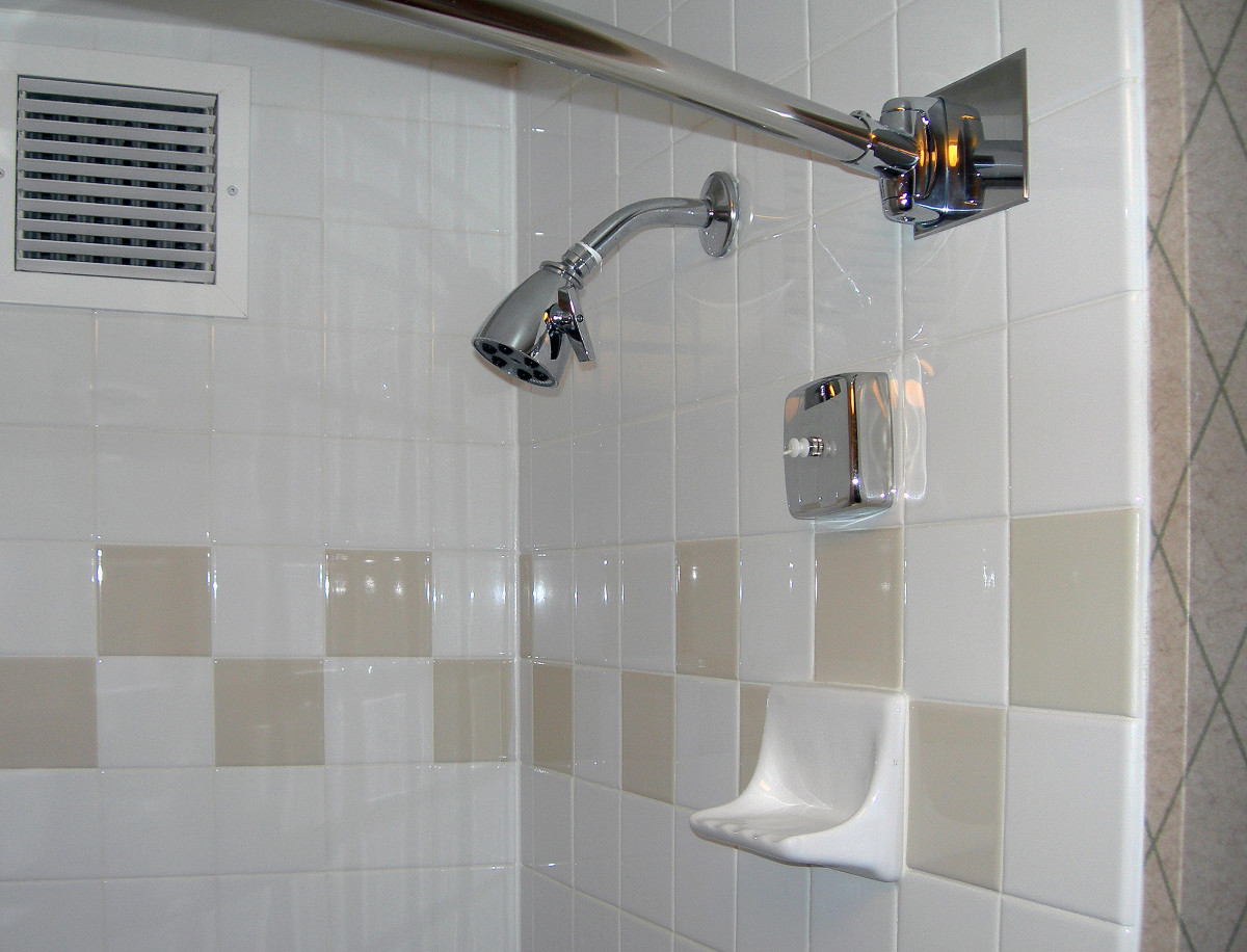 Check to see whether your shower head conserves water!