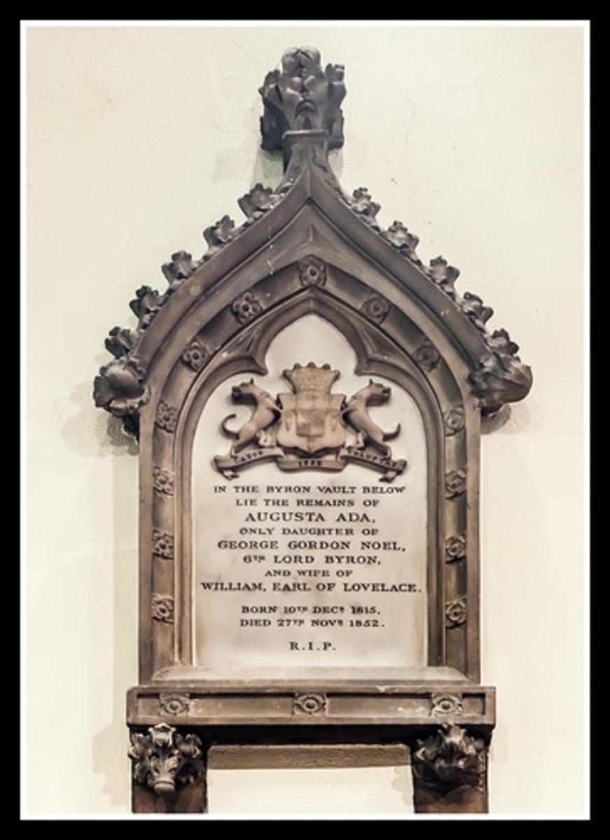 A Memorial of Ada Lovelace