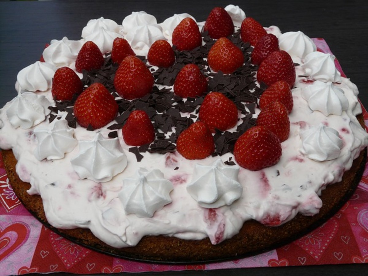 """Fruit and what you could call """"decent"""" chocolate are outrageously expensive. You won't be making this, even if strawberries are in season."""