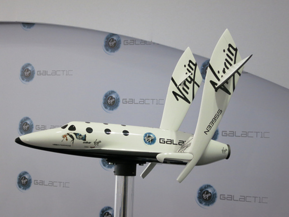 Virgin Galactic's Richard Branson earns much more than the average CEO salary! Some of the highest salaries will be in aerospace industries in the 2010s - 2030s.