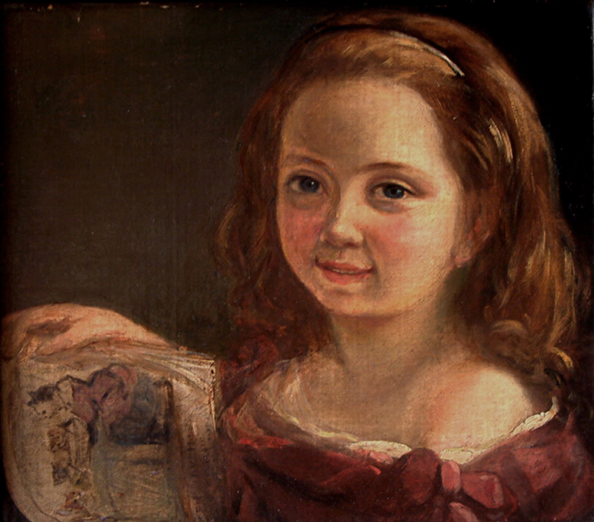 Portrait of Ada as a Child