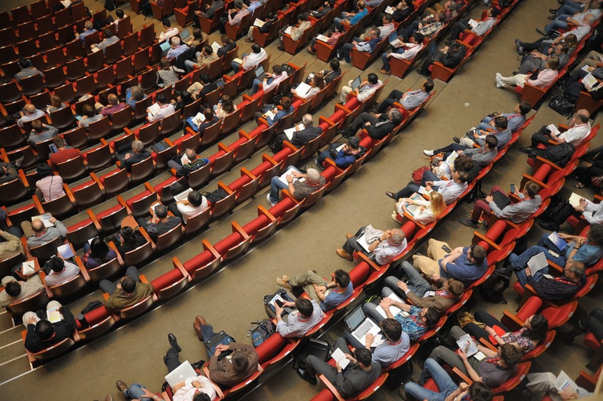 Engaging your audience during a public speech will keep them from getting bored.