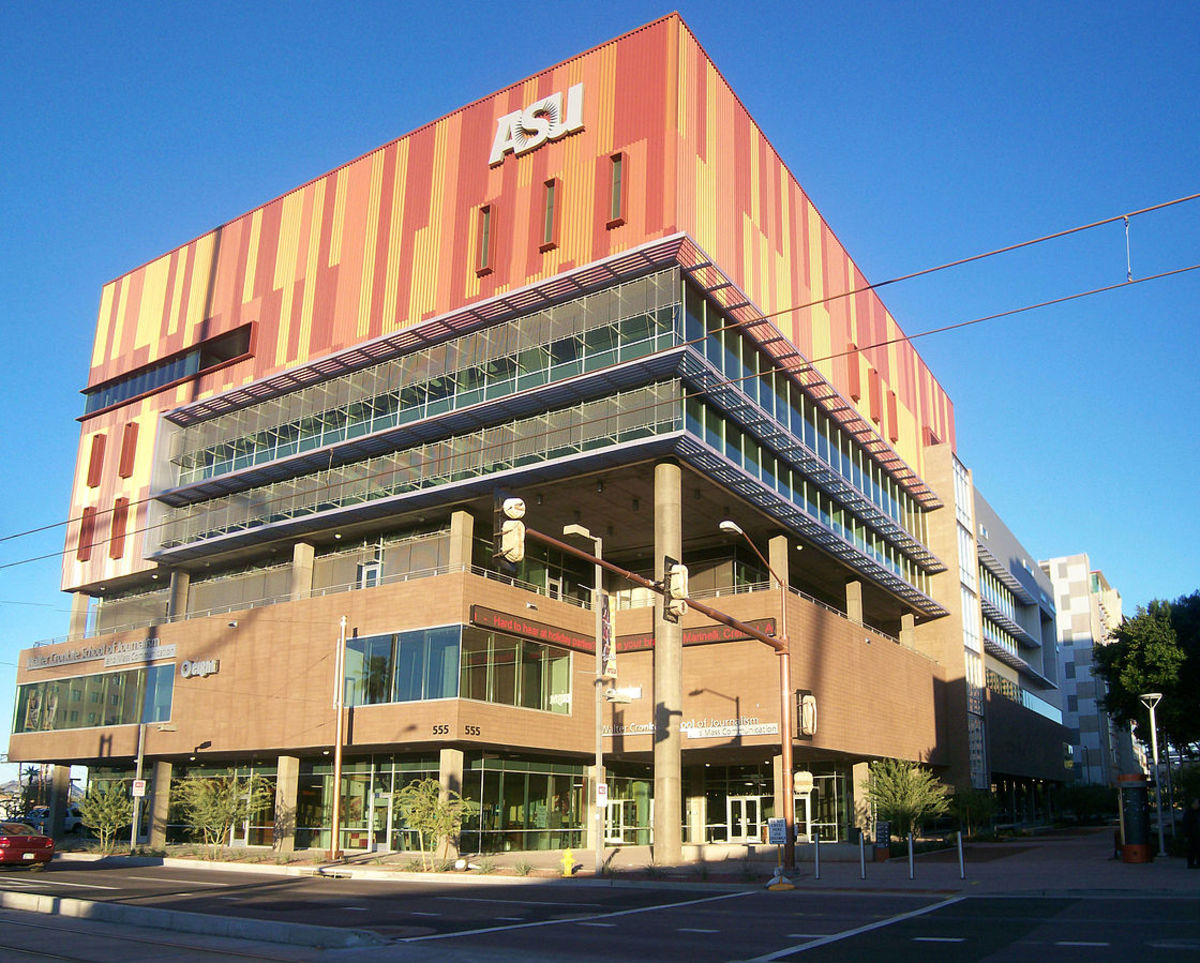 Education services: Arizona State University in Downtown Phoenix.