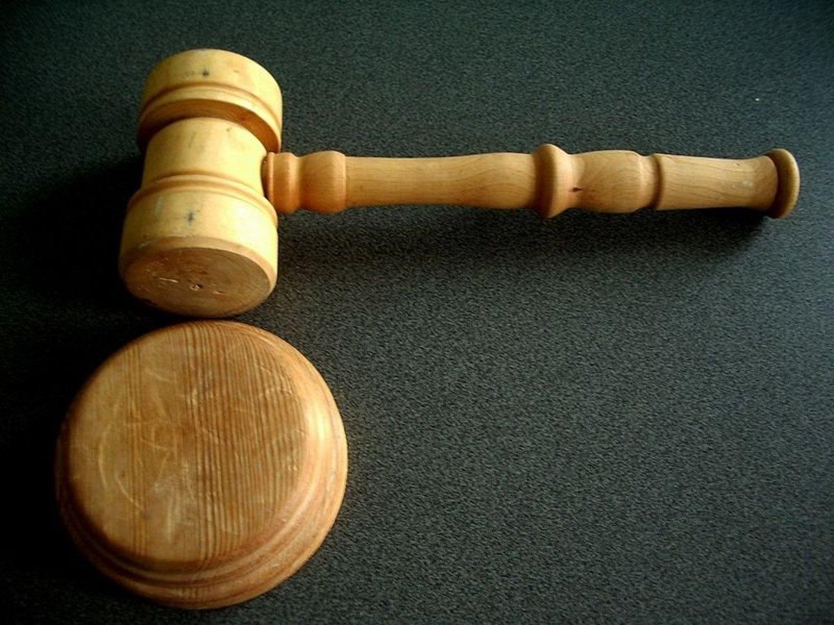 A judge's tools.