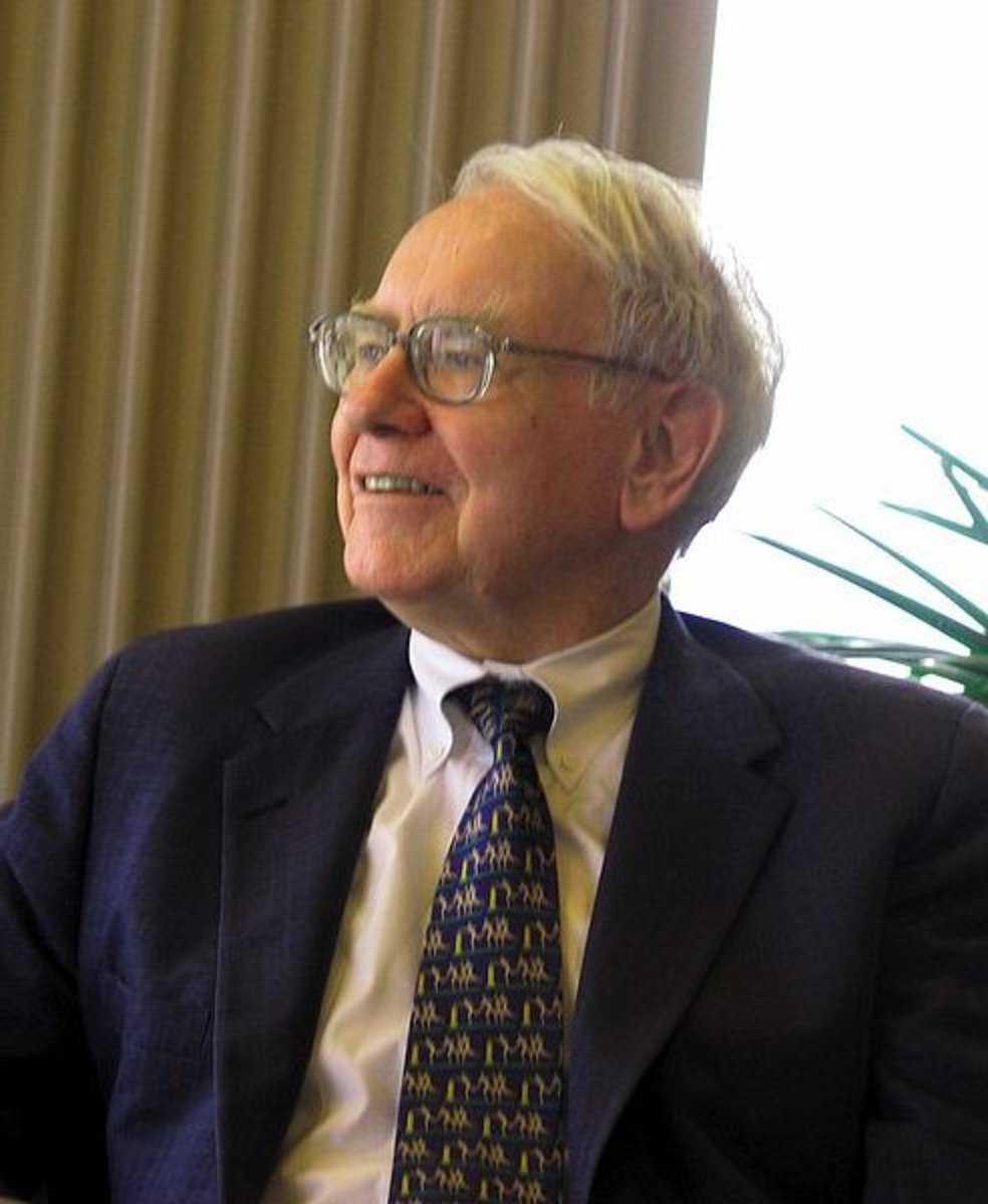Billionaire philanthropist Warren Buffett, and billionaire Bill Gates, recently persuaded 11 more of their billionaire peers to promise to give away half of their wealth.