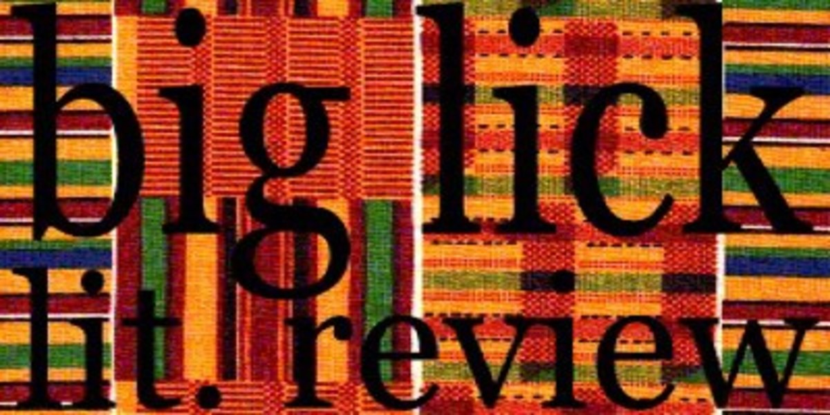 The big lick literary review was the author's short-lived online literary magazine. He doubts it was rated at all.