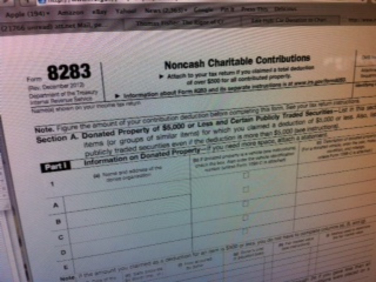 If you donate your car, you'll need to file the appropriate tax forms.