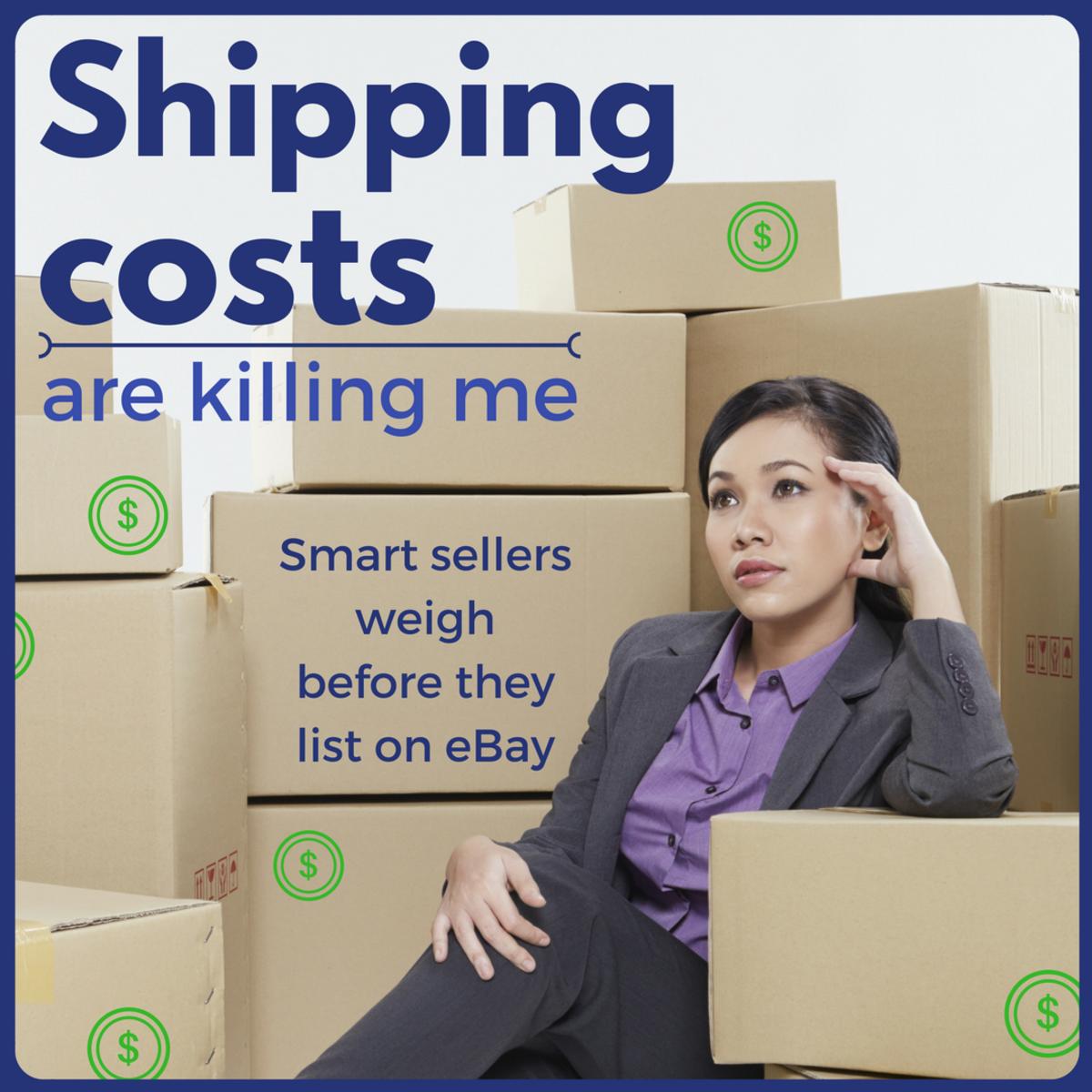 Ebay shipping tips