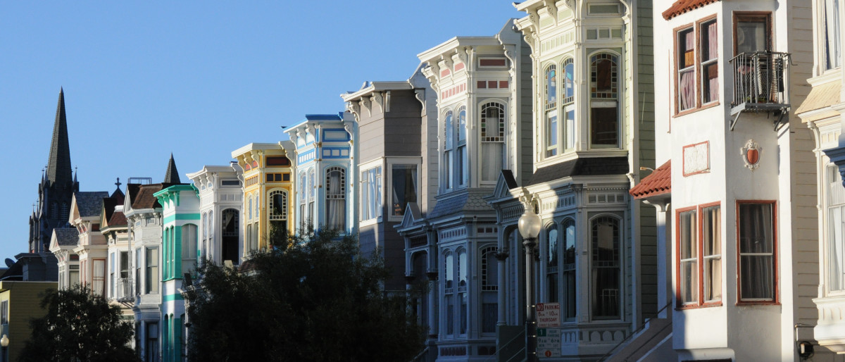Typical San Francisco homes and apartments were built before 1979, and therefore fall under rent control laws as per the San Francisco Rent Ordinance.