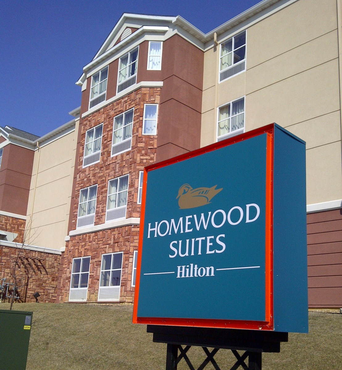Homewood Suites- This can be your home for $95 per night