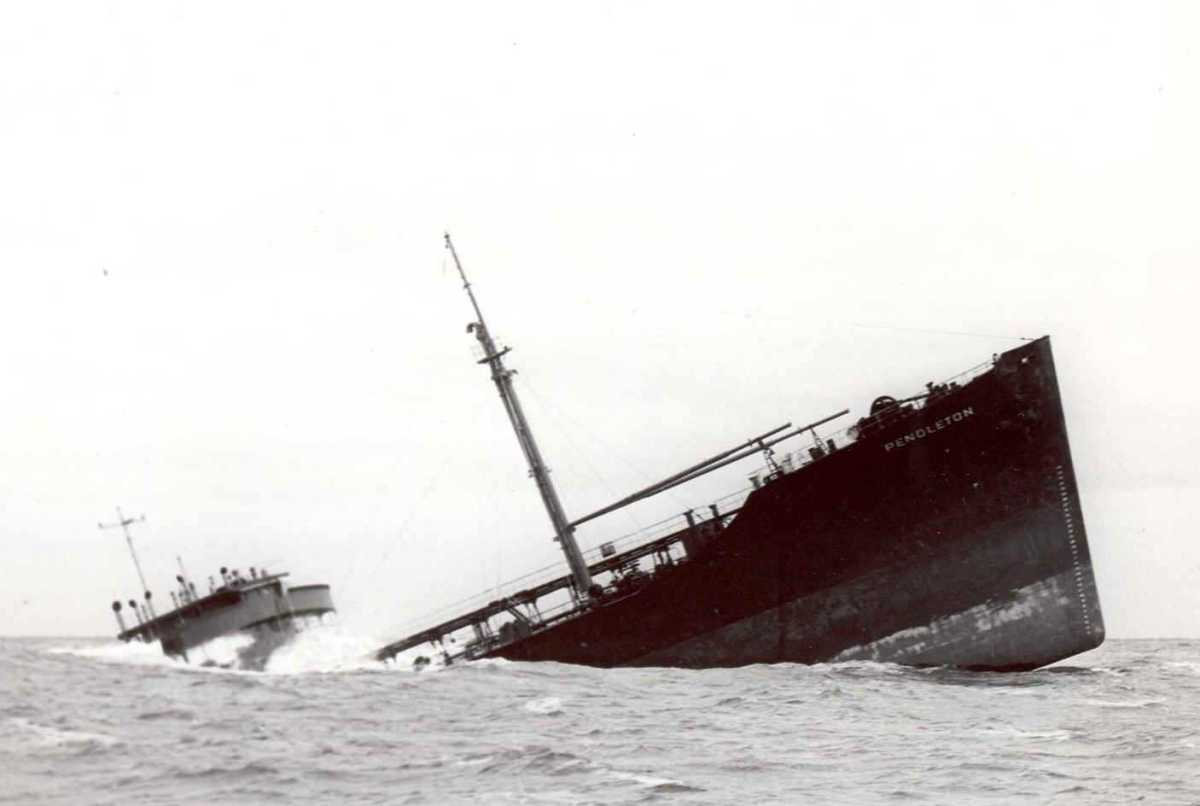 Failing to work well with your staff could cause your office to sink like this ship.