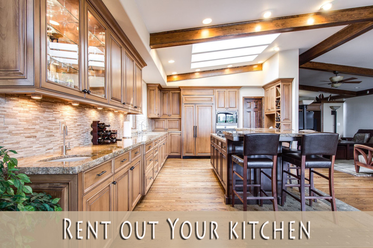 Rent out Your Kitchen