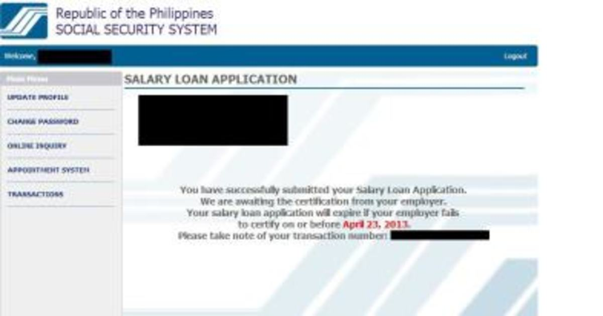 personal loans online application philippines