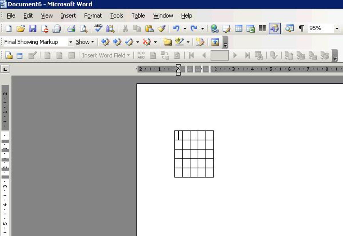 Autofit to contents table