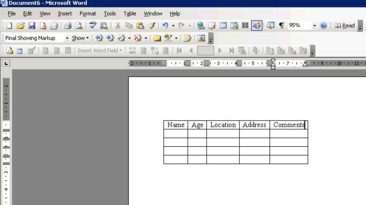 Columns increase in width as you type in contents