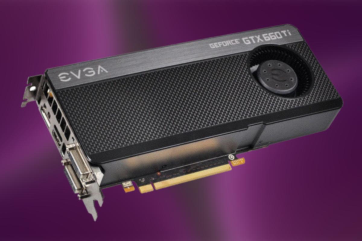 我的Nvidia GTX 660 Ti显卡。适合2013年的游戏;2013年采矿BTC垃圾。