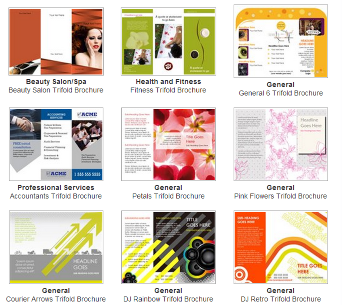 Brochure design at what cost toughnickel for Cost to design a brochure