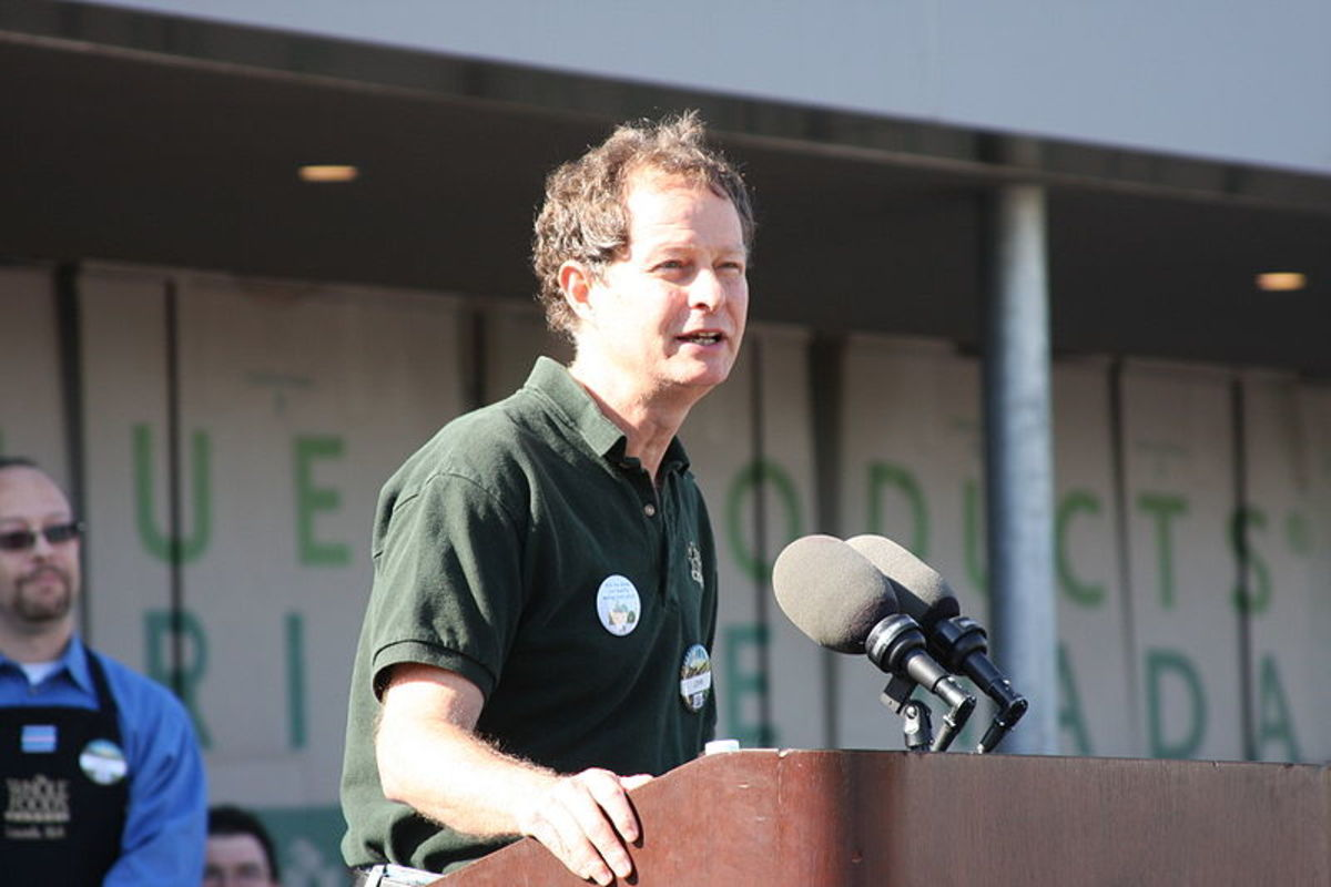 John Mackey in 2009