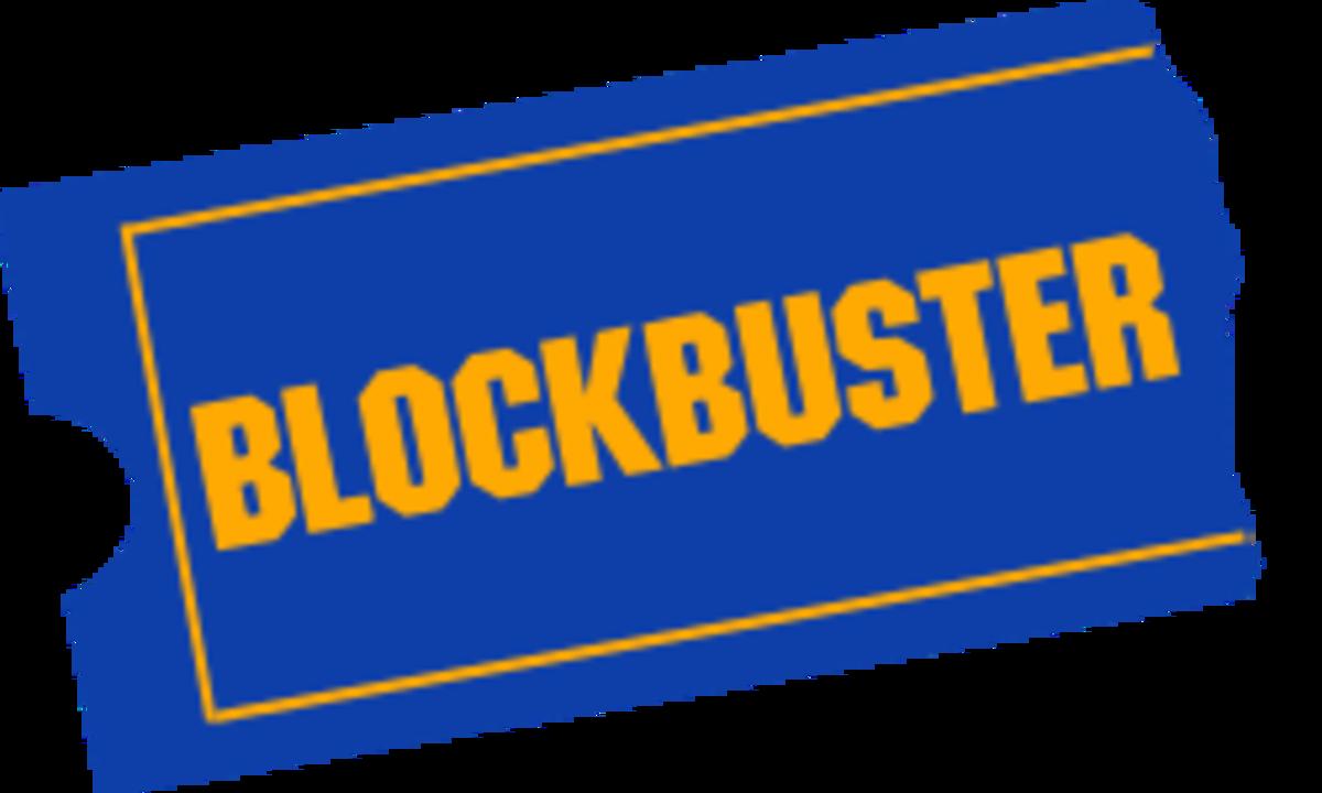 Blockbuster Video logo