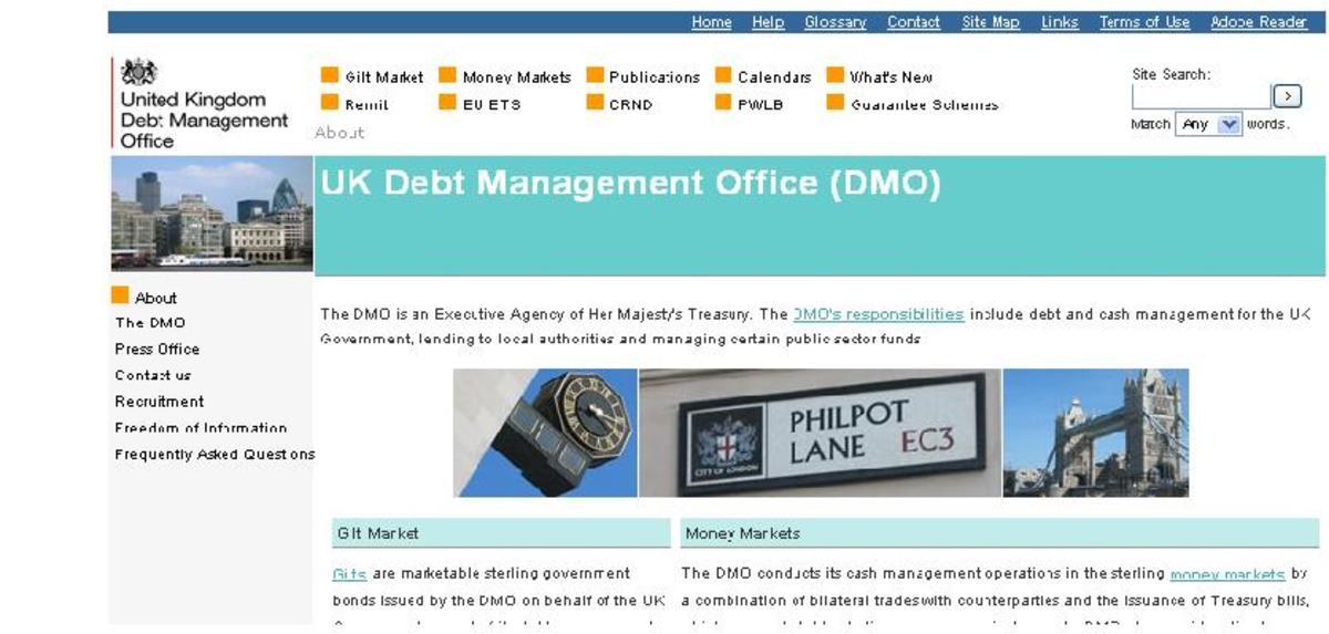 DMO website