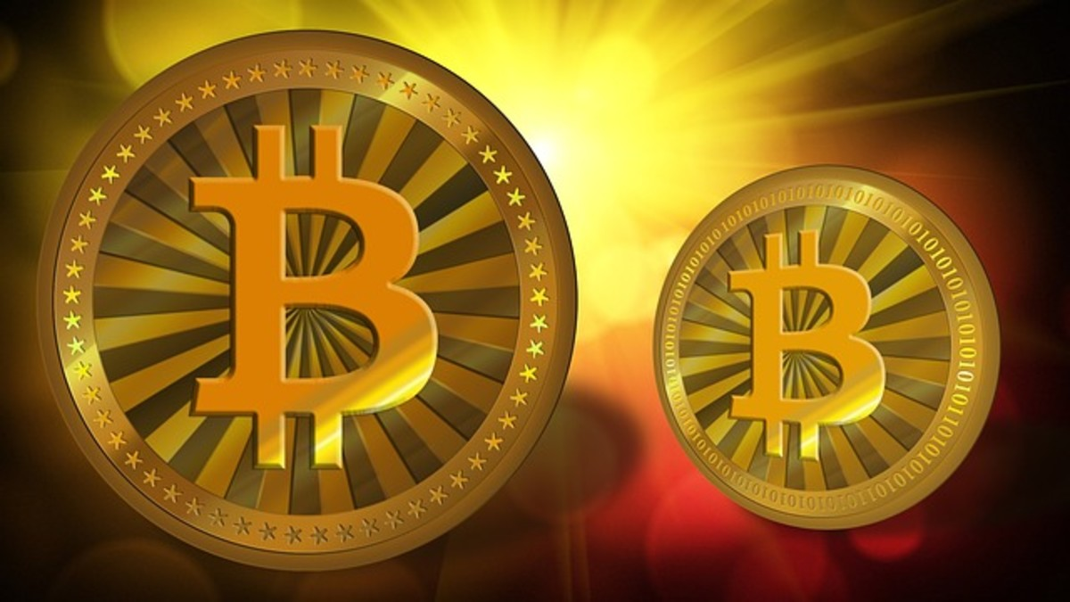 Litecoin in often referred to as Bitcoin's little brother.