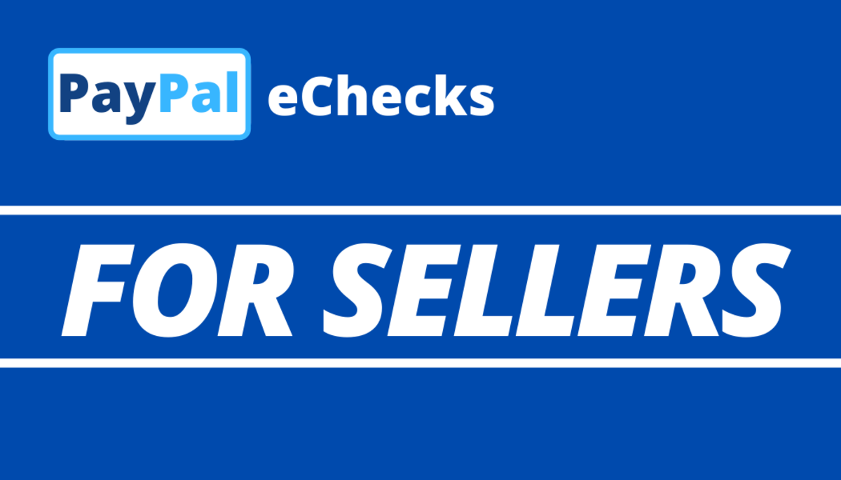 Here's what you need to know about accepting PayPal eCheck payments.
