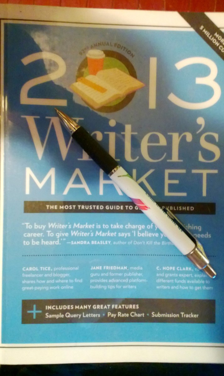 Do you have all the necessary writer's tools?