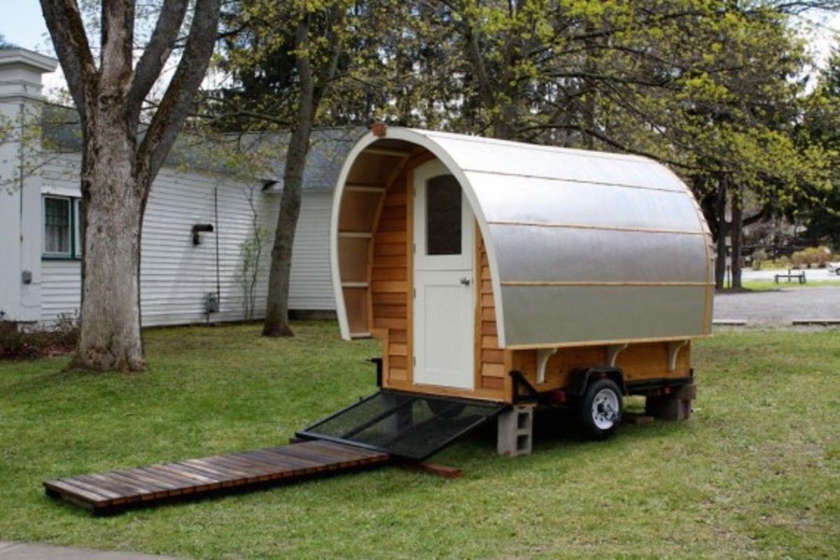 A traveling modular home may not be the answer for everyone.