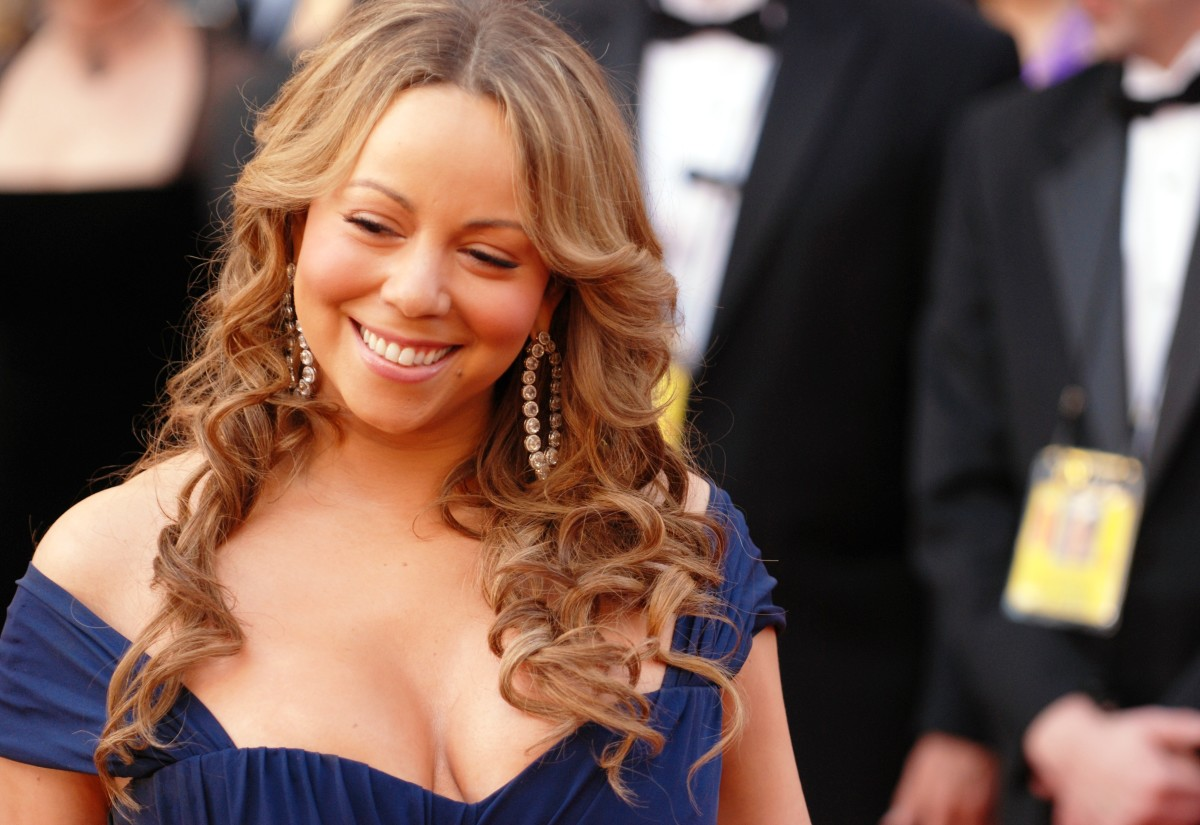 Pop Diva Mariah Carey's voice ranges more than five octaves, and she writes most of her own songs.  On the list of best-selling female artists of all time, she ranks #3.