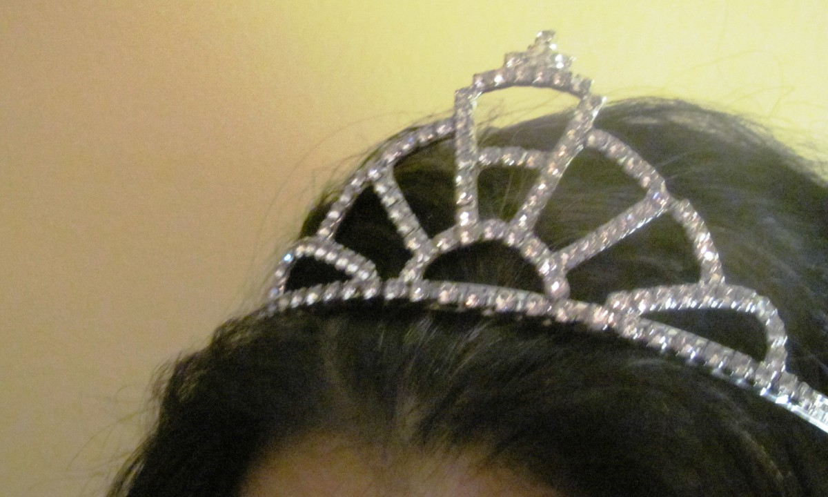 Girl, if the tiara fits, wear it.