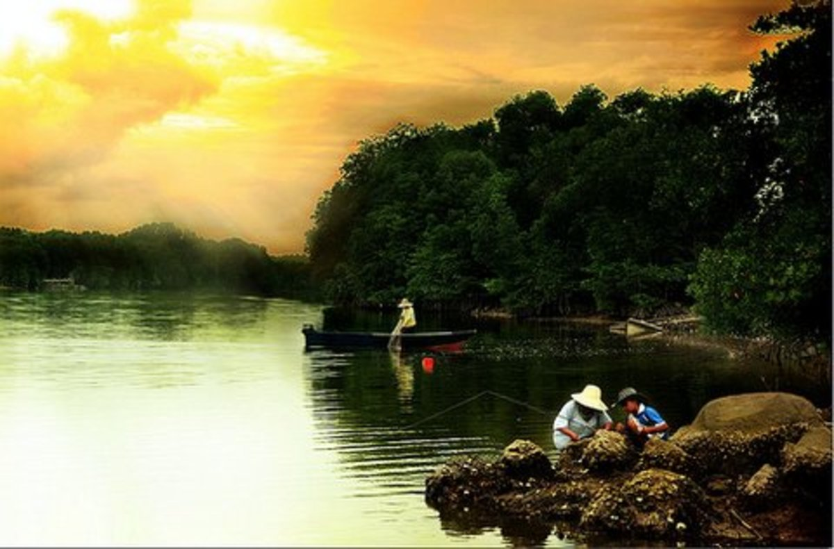 If you love the outdoors, you will love Malaysia