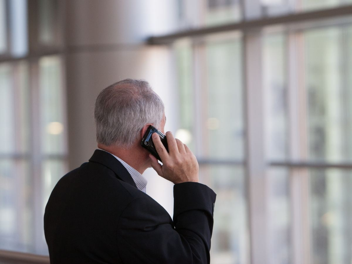 You should be listening more than you speak during your phone interview.