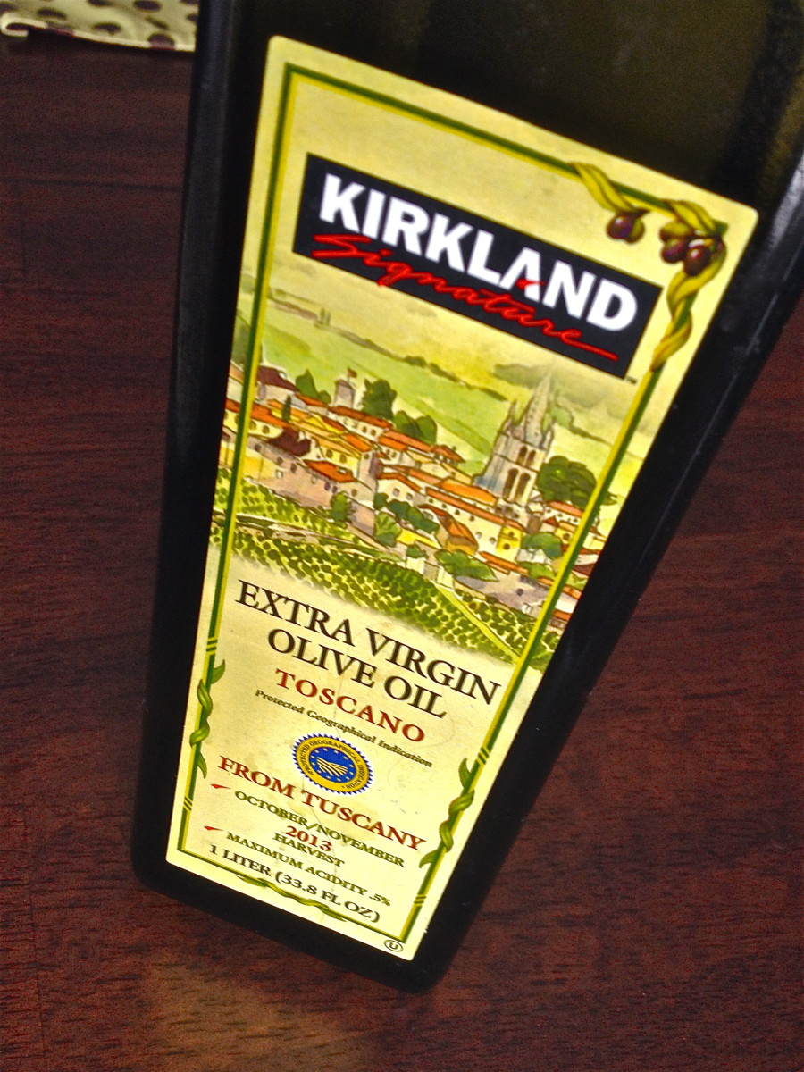 Kirkland Signature Olive Oil is an exceptional buy.