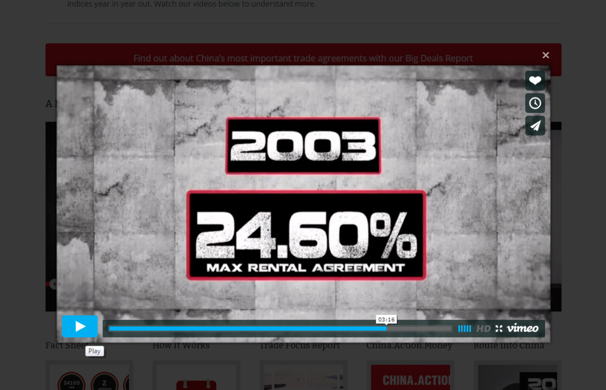 Printscreen of a PT video from their website. Apparently, they were operating in 2003, but didn't get round to registering with the Hong Kong government until 2011.