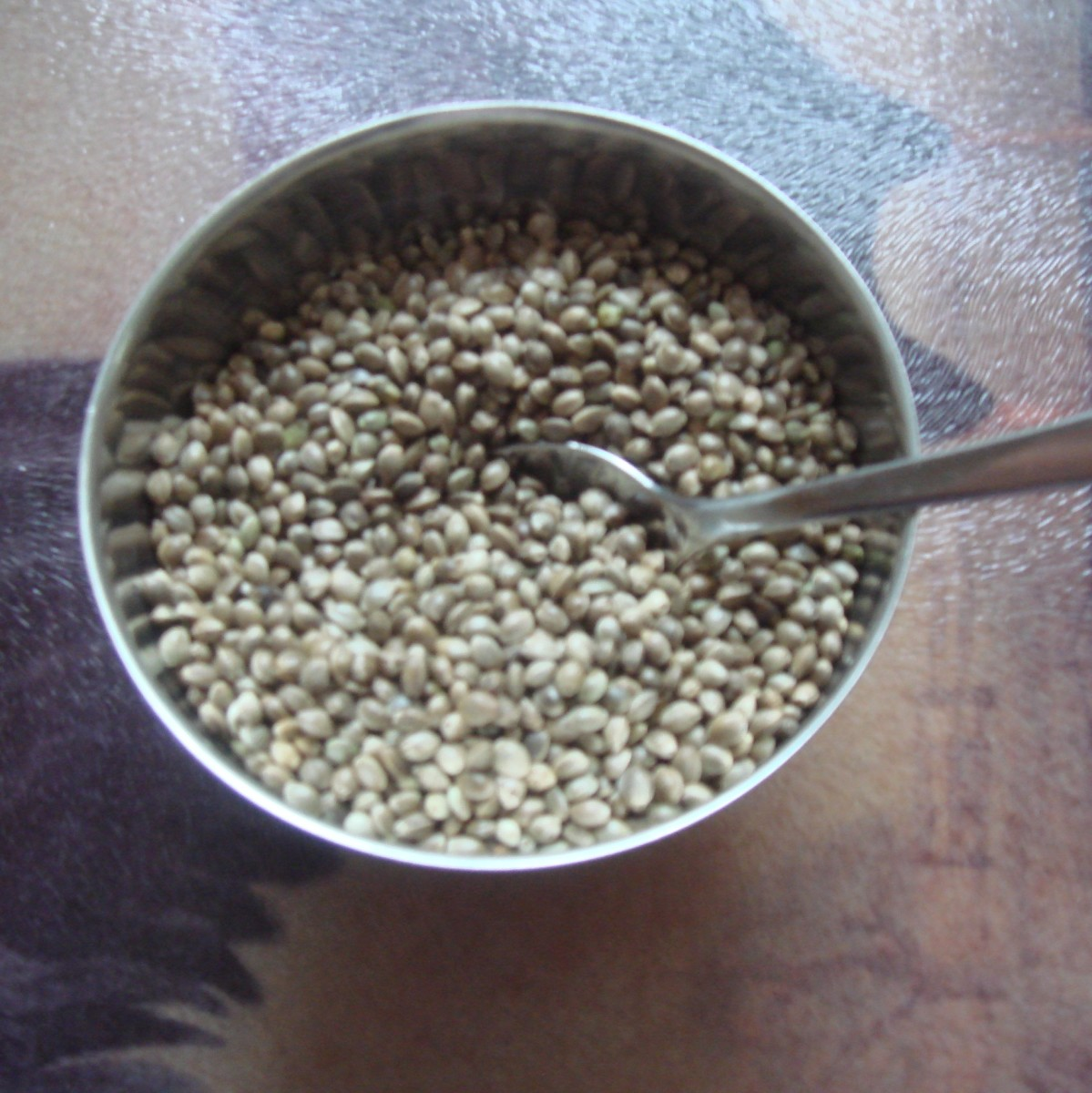 Hemp seeds are a complete protein and are considered a superfood.