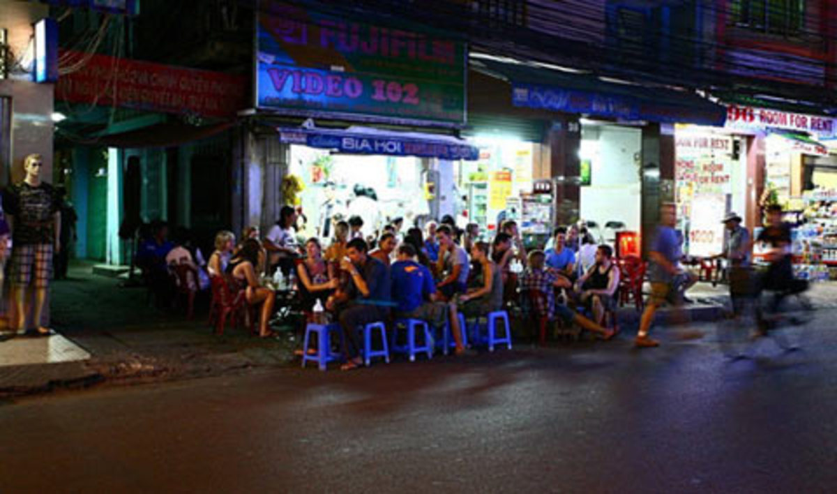 Ho Chi Minh City is a great place to meet new people