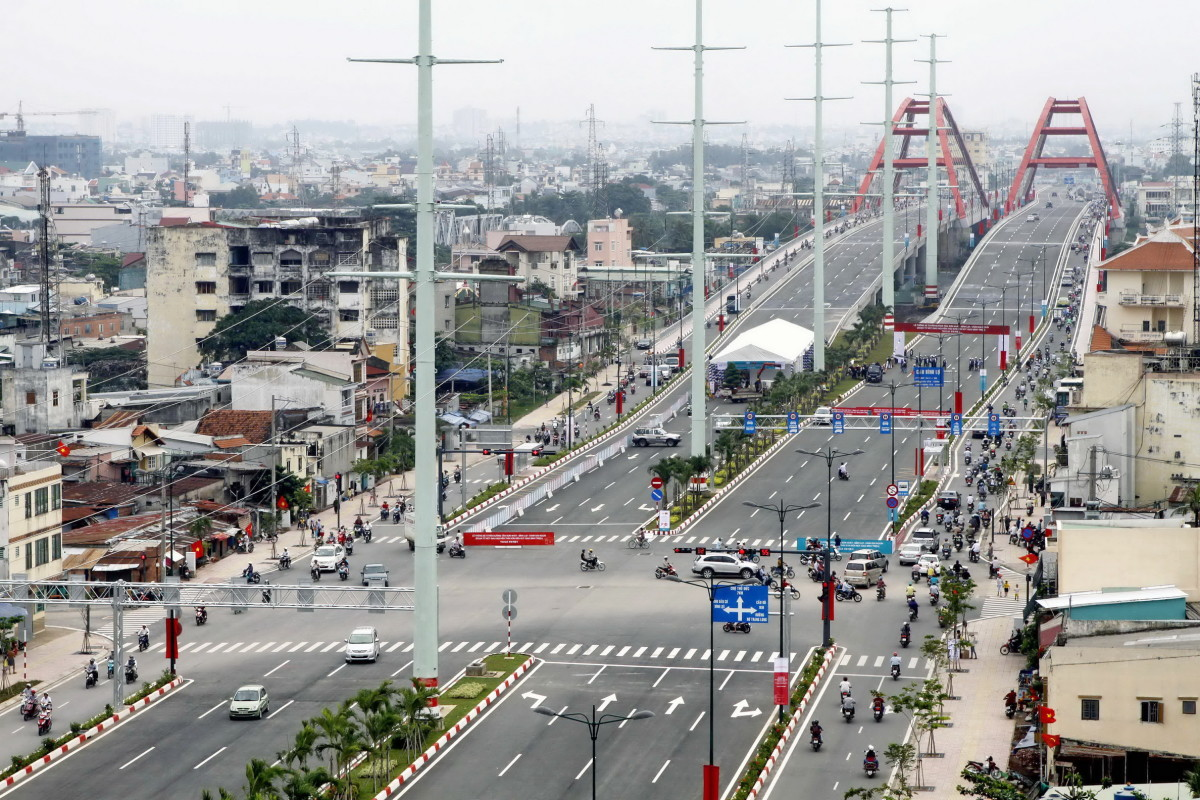 Pham Van Dong Street