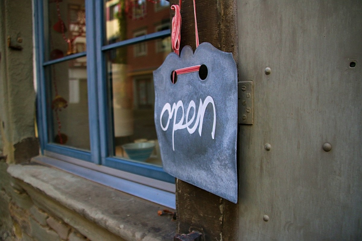 A well-written business plan can help make your grand opening day a huge success!