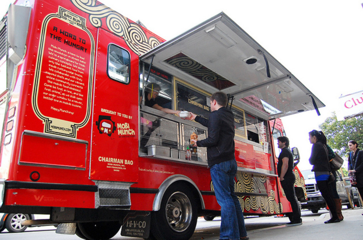 40 Food Truck Name Ideas