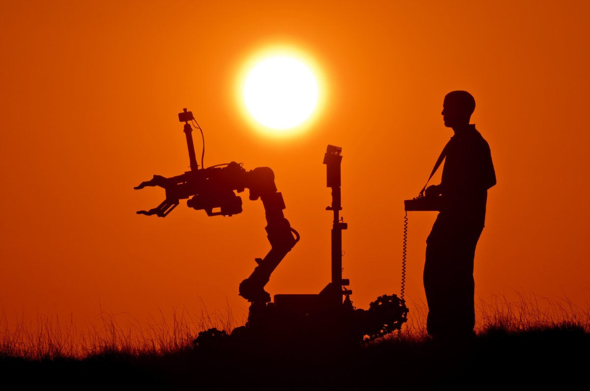 Robotics engineers design, build and maintain robots, mostly for industrial applications.  Other uses include military, space, entertainment, education, housecleaning, and medicine.