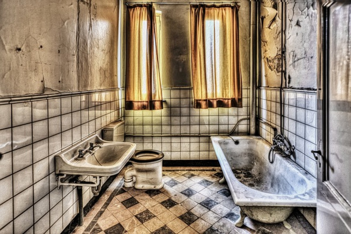Bathroom Mold can be prevented by well ventelating your bathroom.