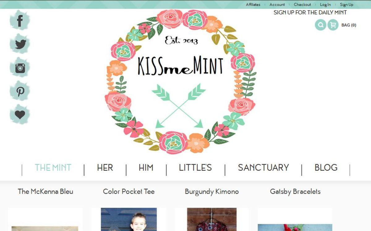 Kiss Me Mint